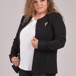 Ženski sako crni
