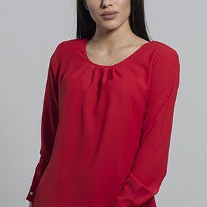 Bluza sa svilom