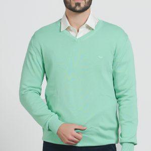 """Muški džemper sa ,,V""""izrezom"""