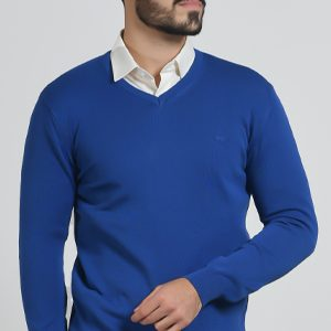 """Muški džemper sa ,,V"""" izrezom"""