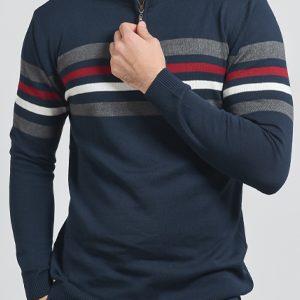 Muški džemper – polu rajsferšlus
