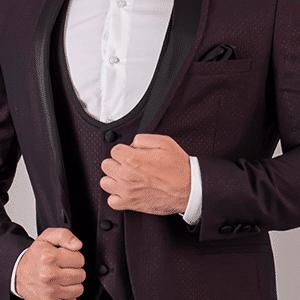 Elegantno četvorodelno odelo